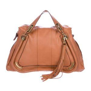 Chloe Large Paraty Handbag